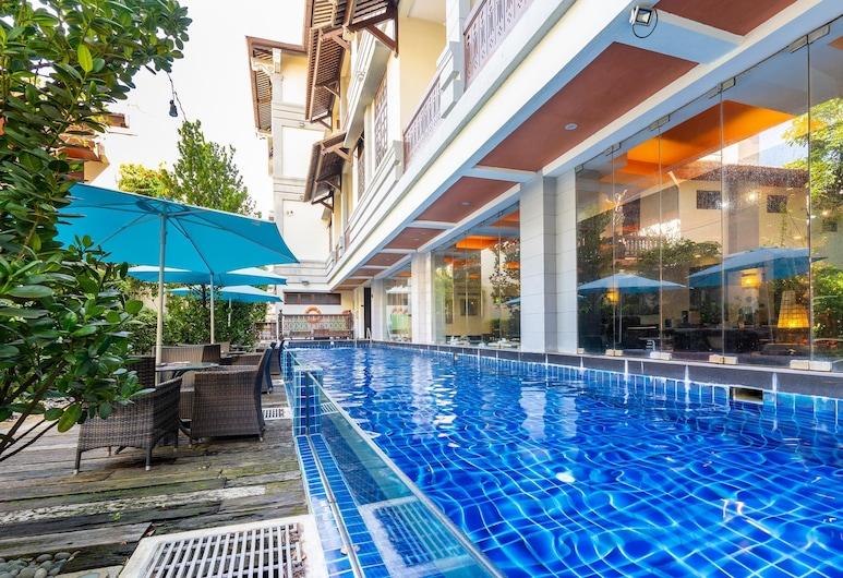 Hotel Penaga, George Town, Kolam Terbuka