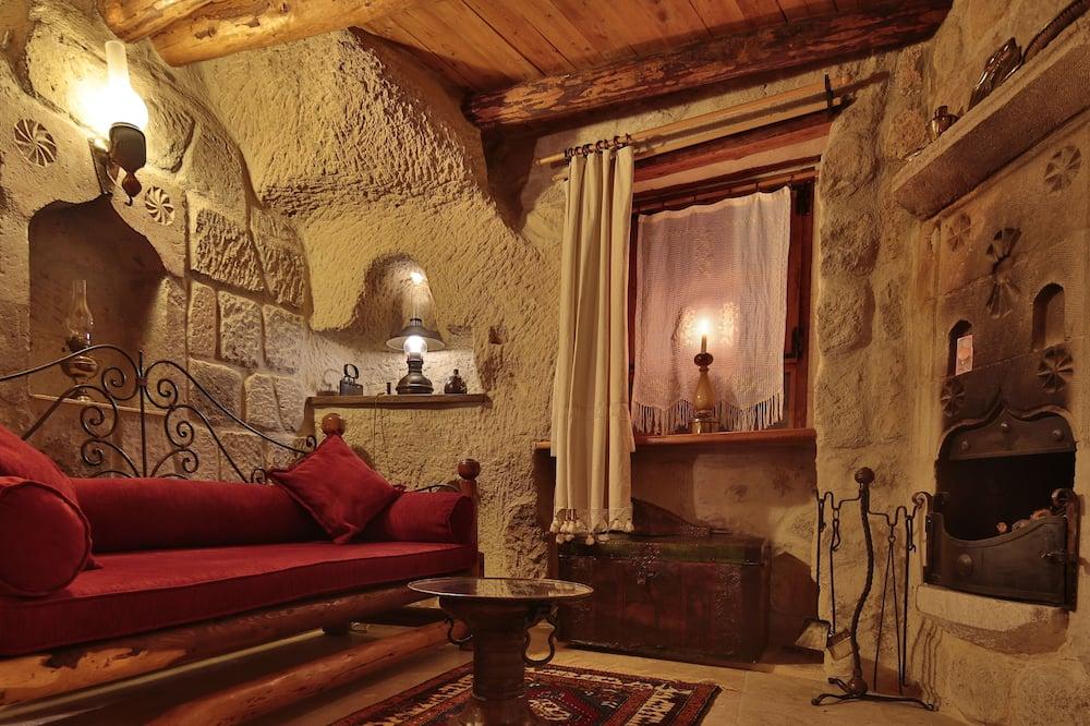 Suite (King) - Sala de estar