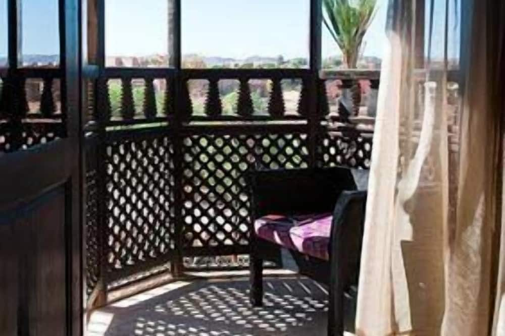 Senior Suite (Kundun) - Balcony