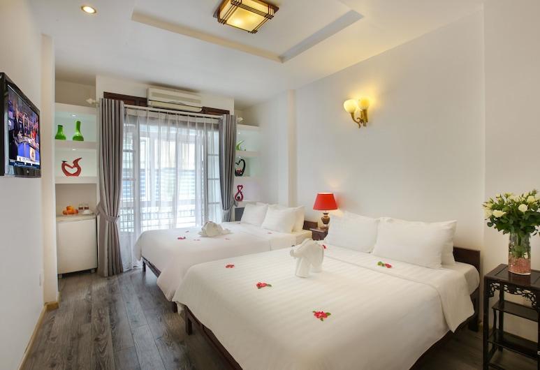 Hanoi 3B Hotel, Hanói, Habitación familiar, Habitación