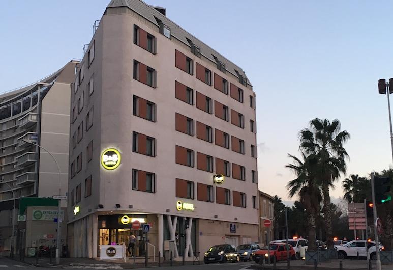 B&B Hotel Marseille Centre La Timone, Marseille, Hotelfassade