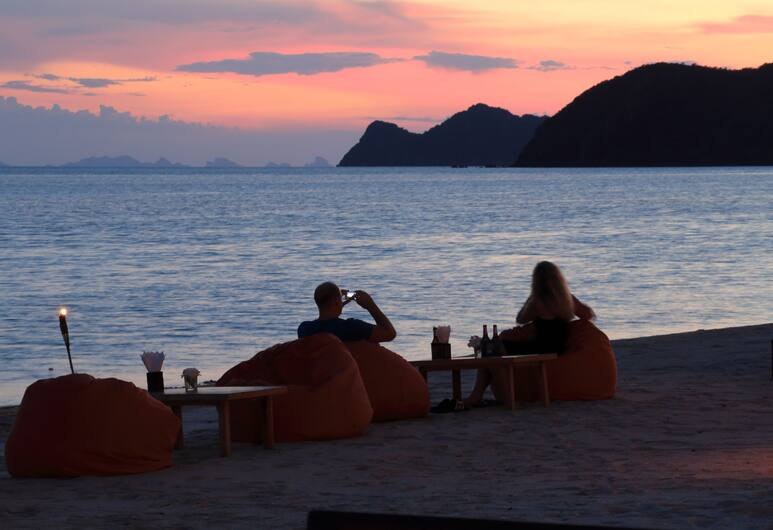Da Kanda Villa Beach Resort, Ko Pha-ngan, Strand