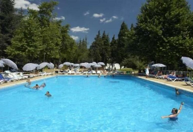 Hotel Panorama - All Inclusive, Albena, Venkovní prostory pro společenské akce