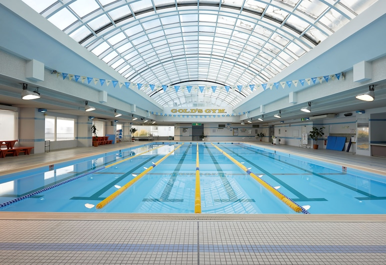 大阪廣場酒店, 大阪, 室內泳池