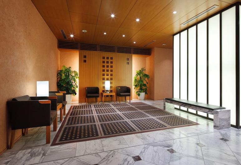Hotel Nihonbashi Saibo, Tokyo, Lobby