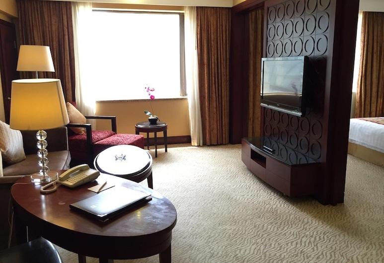 總統飯店, 澳門, 行政客房, 1 張特大雙人床, 客房