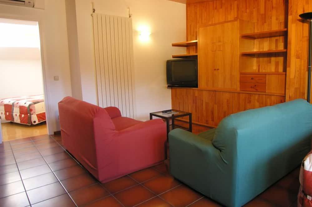 Fyrbäddsrum - Vardagsrum