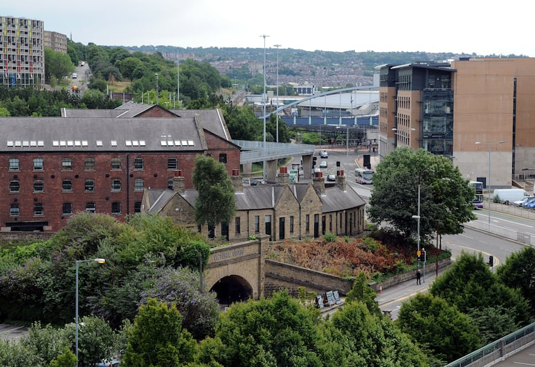 Holiday Inn Express Sheffield City Centre, Sheffield, View from Hotel