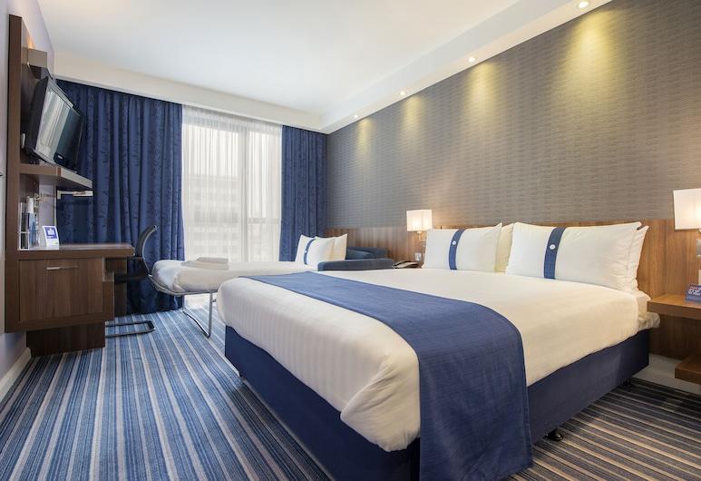 Holiday Inn Express Sheffield City Centre, Sheffield, Room, 1 Katil Kelamin (Double) dengan Katil Sofa, Non Smoking, Bilik Tamu