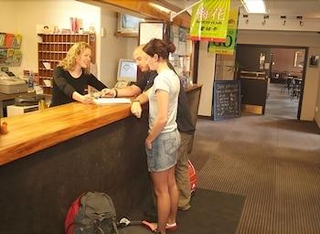 Foto di Lodge in the City - Hostel a Wellington
