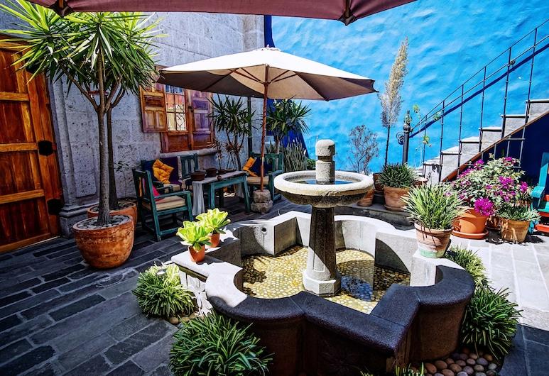 AZUL COLONIAL, Arequipa, Terrace/Patio