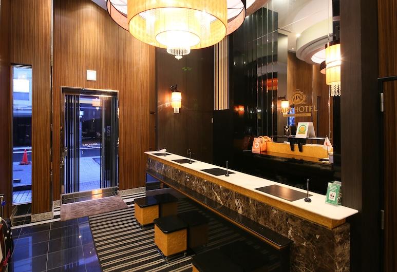APA Hotel Asakusa-Kuramae, Tokio, Recepcja