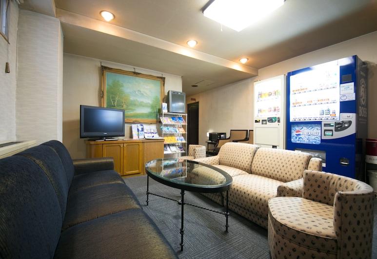 헤이와다이 호텔 혼칸, 후쿠오카, 로비 좌석 공간