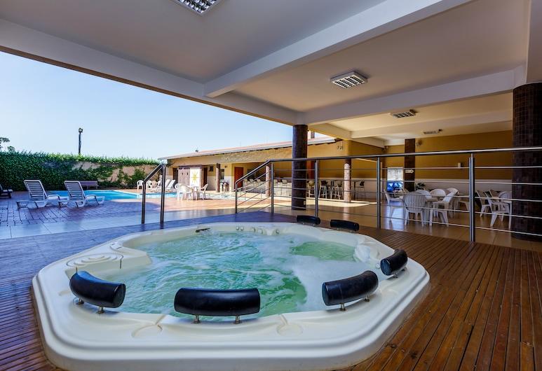 Luz Hotel, Foz de Iguazú, Piscina