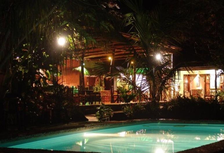 Hotel Manavai, Hanga Roa, Uitzicht vanaf kamer