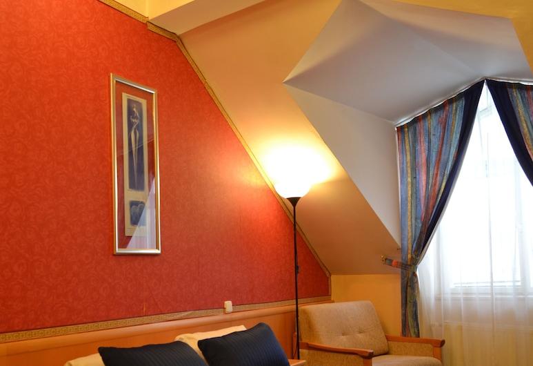 Hotel Aladin, Praga, Pokój dla 4 osób, Pokój