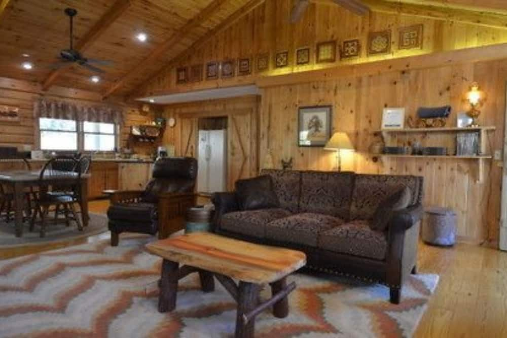 Pokoj (Betty's Creek Cabin) - Obývací prostor