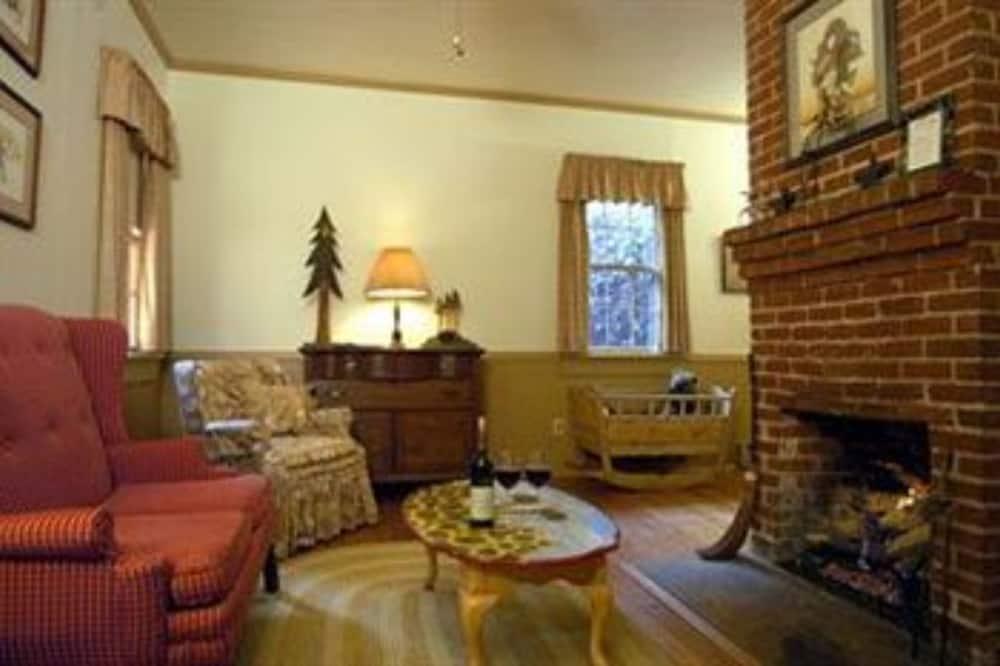 Apartmá, dvojlůžko (180 cm) (Natahala suite) - Obývací prostor