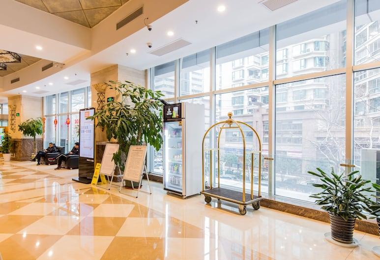回家酒店式公寓上海中山公園店, 上海市, 大堂