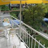傳統公寓, 1 間臥室, 露台, 公園景 - 露台
