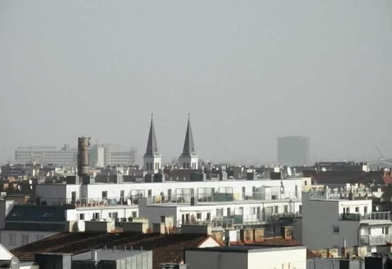 CheckVienna – Apartment Karmarschgasse, Viena, Apartamentai, virtuvė, Vaizdas iš apgyvendinimo įstaigos