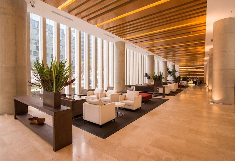 Pullman Lima San Isidro, Lima, Lobby lounge