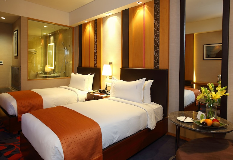 Holiday Inn New Delhi Mayur Vihar Noida, New Delhi, Chambre Deluxe, non-fumeurs, Chambre