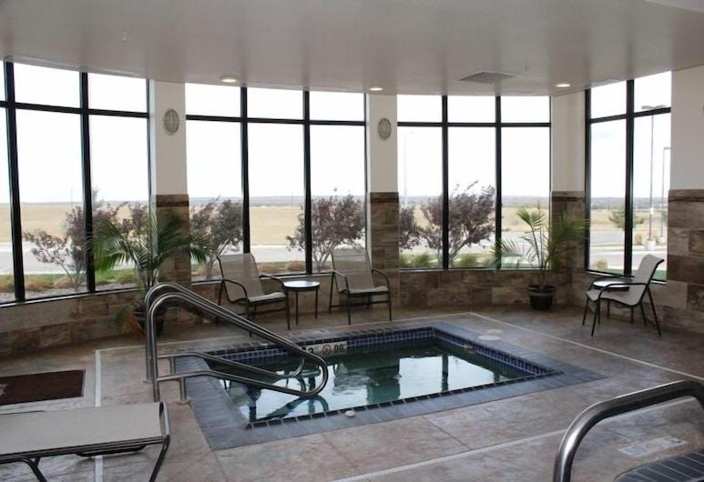 Hilton Garden Inn Rapid City, Rapid City, Piscina