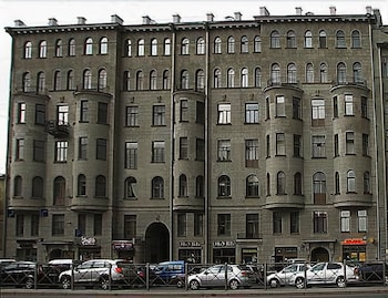 Nuotrauka: Allegro Ligovsky Prospect, Sankt Peterburgas