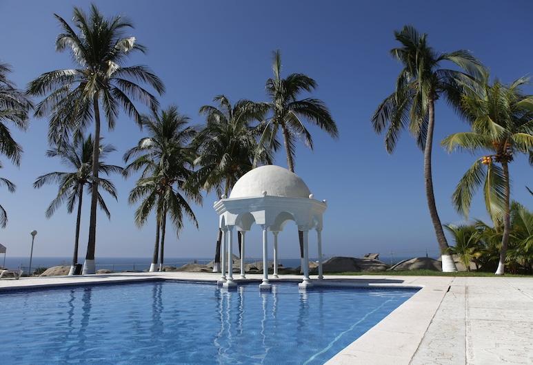 Hotel Aldea del Bazar, Puerto Escondido