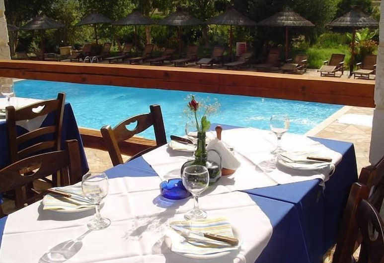 Odyssey Villas, Céphalonie, Piscine en plein air