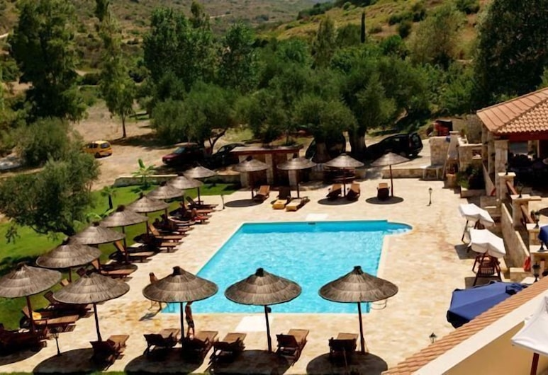 Odyssey Villas, Kefalonia, Outdoor Pool