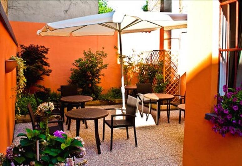 Hotel Al Santo, Padua, Área para desayunar