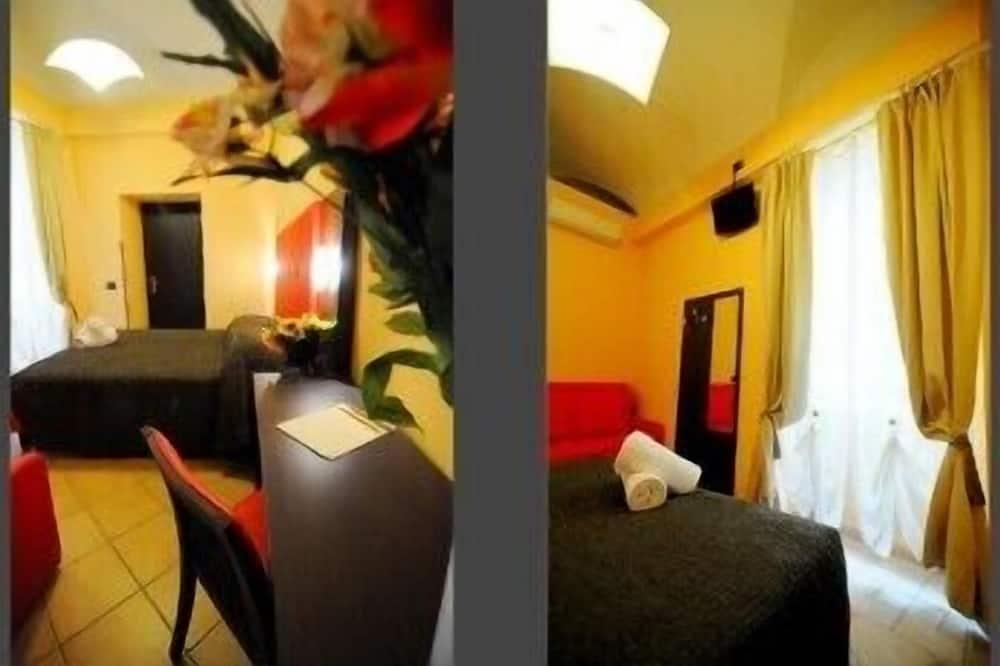 Keturvietis kambarys - Pagrindinė nuotrauka