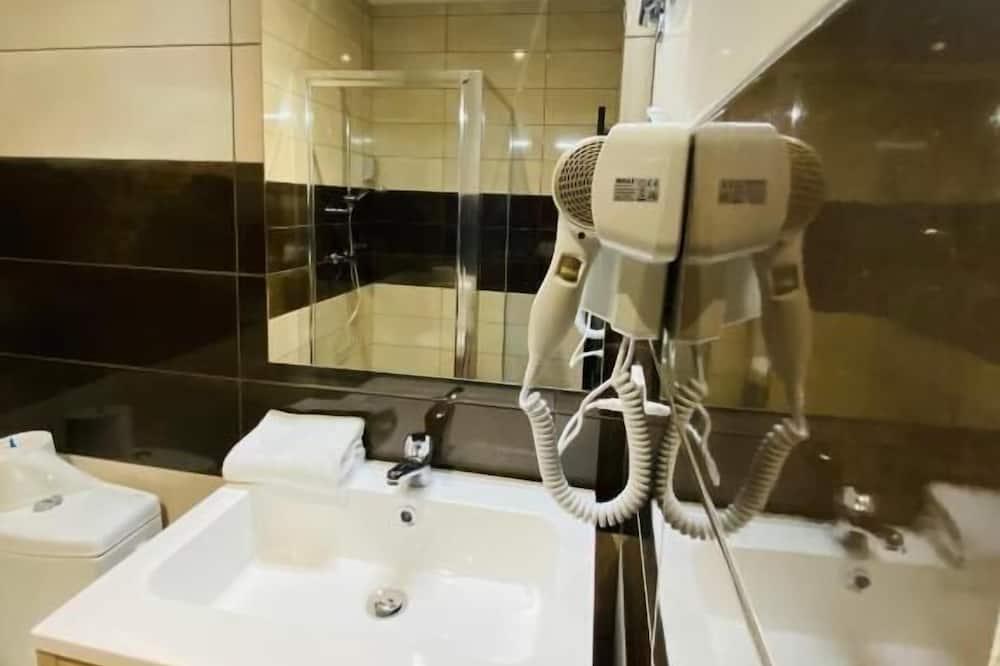 ห้องซูพีเรียดับเบิลสำหรับพักเดี่ยว - ห้องน้ำ