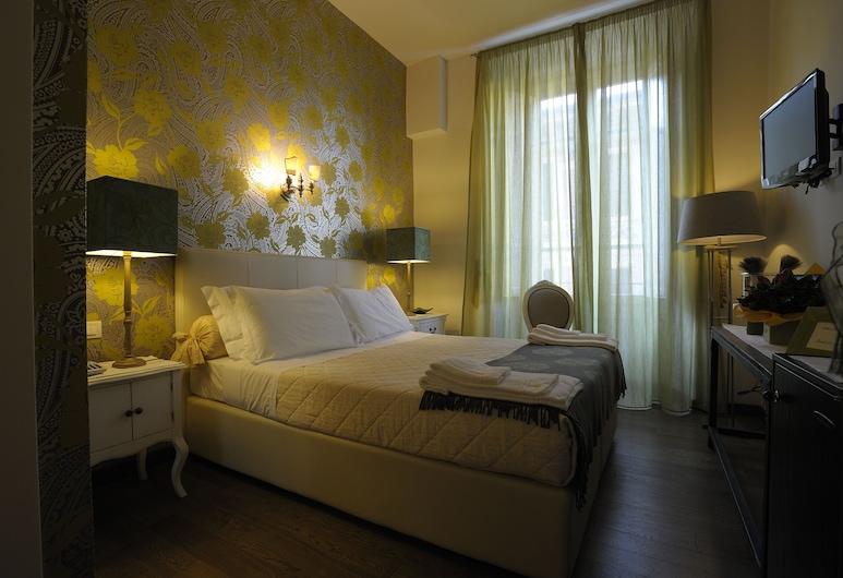 لوكشوري بي آند بي لا ديمورا ديجلي أنجلي, فلورنس, غرفة مزدوجة - بمنظر (Duomo or Brunelleschi street), غرفة نزلاء