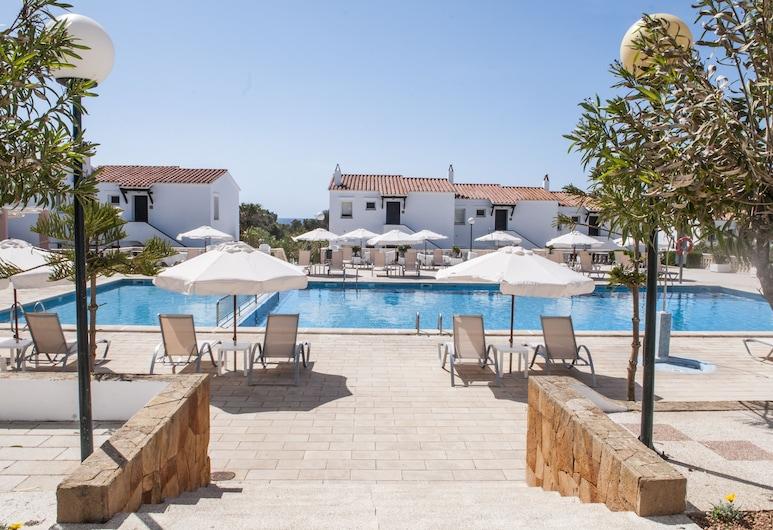 Naranjos Resort Menorca, Sant Lluis, Terase/iekšējais pagalms