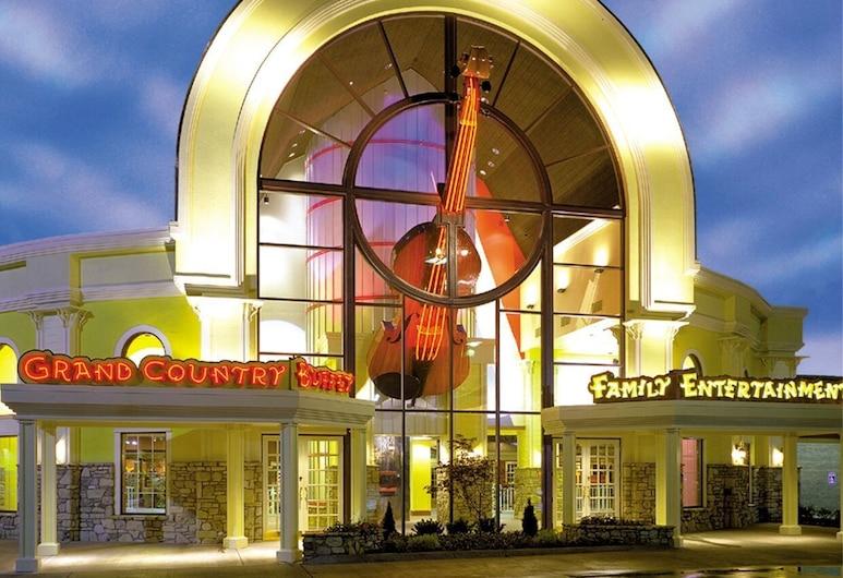 Grand Country Waterpark Resort, Branson, Hotelfassade
