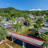 חדר קלאסי, ללא עישון, נוף לנהר (Superior Japanese Style Room) - נוף מהמרפסת