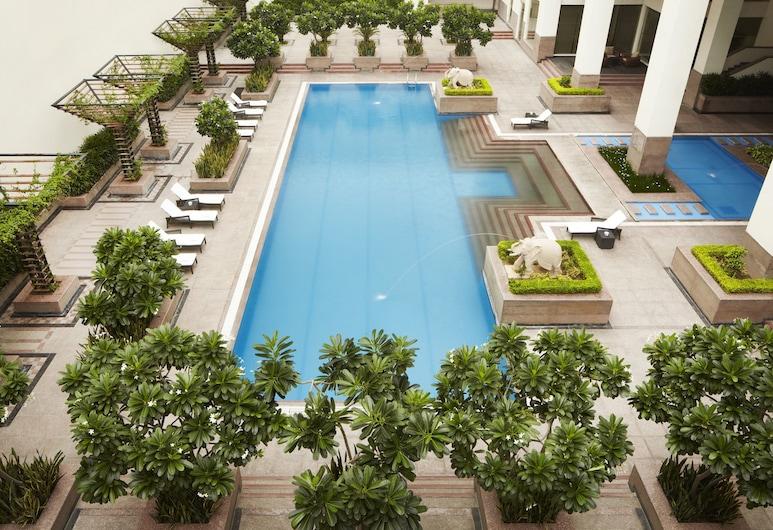 Jaipur Marriott Hotel, Jaipur, Outdoor Banquet Area