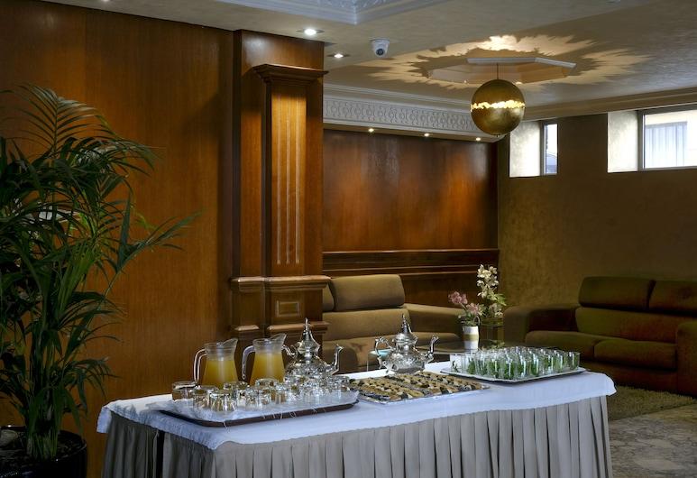 Hotel Belere Rabat, Rabat, Lobby