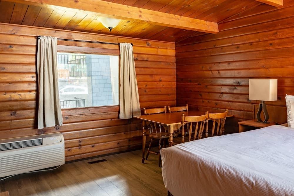 Будиночок категорії «Superior», 2 ліжка «квін-сайз», міні-кухня - Вітальня