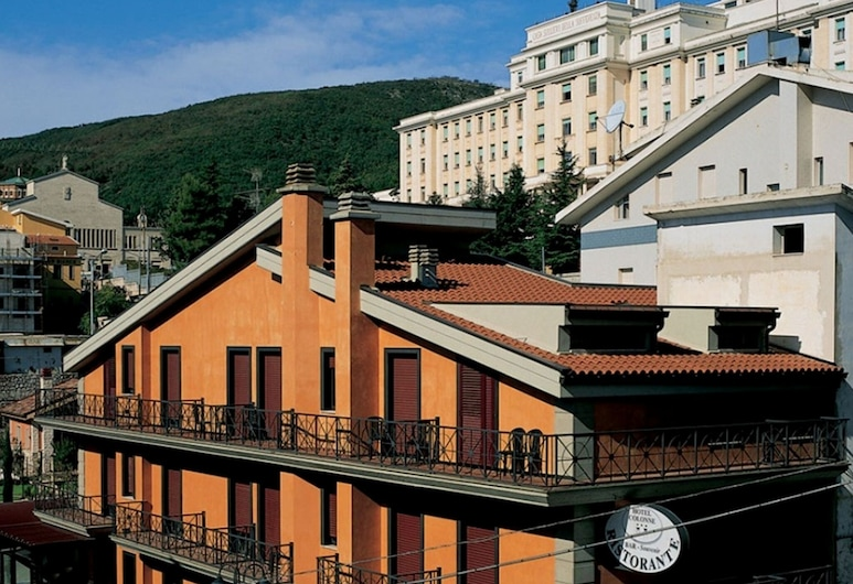 Hotel Colonne - Ali Hotels, San Giovanni Rotondo, Superior Family Room for 4 people, Hotel Front