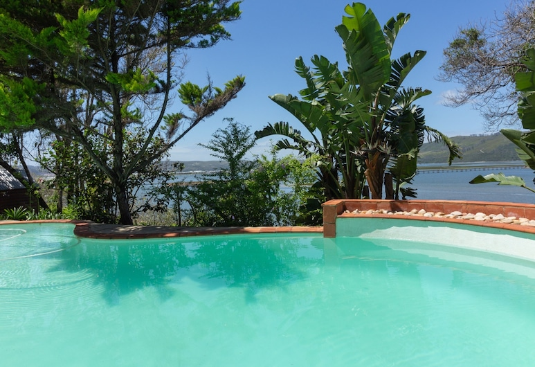 Roseroc Boutique Guest House, Knysna, Outdoor Pool