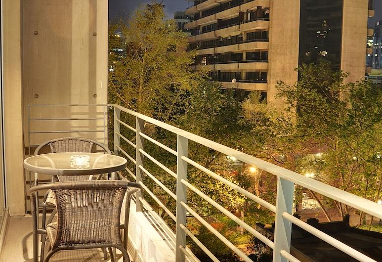 アウストラル スイーツ, サンティアゴ, アパートメント 1 ベッドルーム, バルコニー
