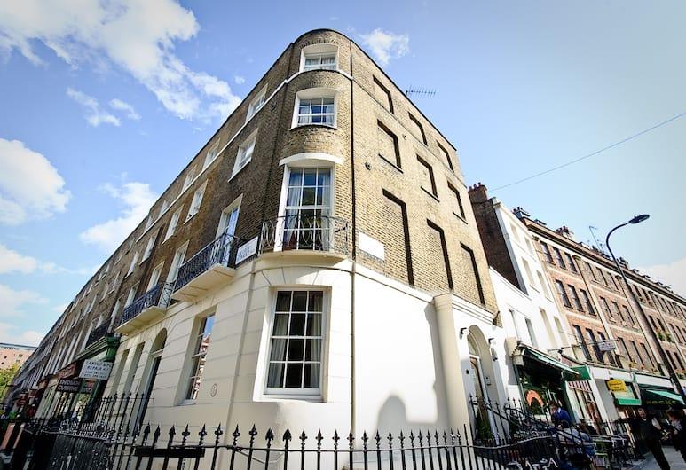 Leigh House Hotel, London, Außenbereich