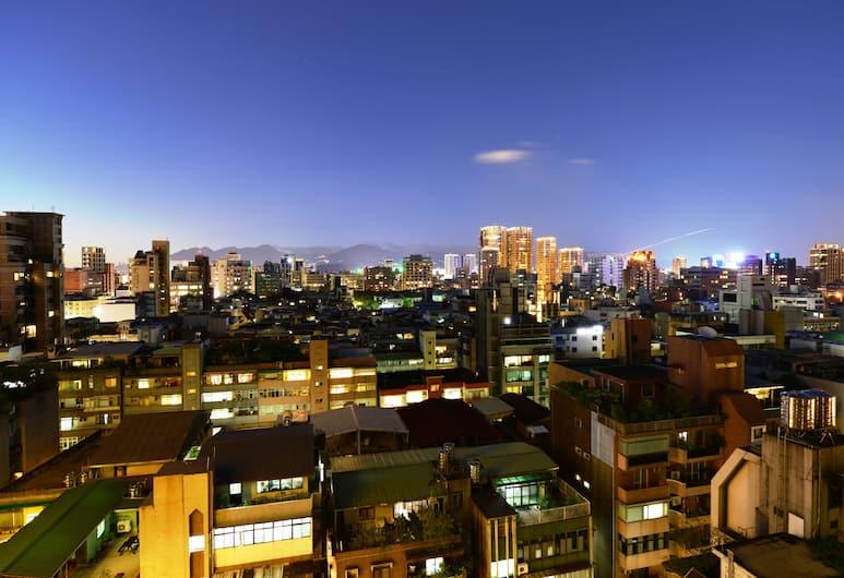 麗都飯店, 台北市, 標準雙人房, 城市景觀