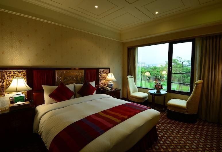 麗都飯店, 台北市, 標準客房, 公園景, 客房