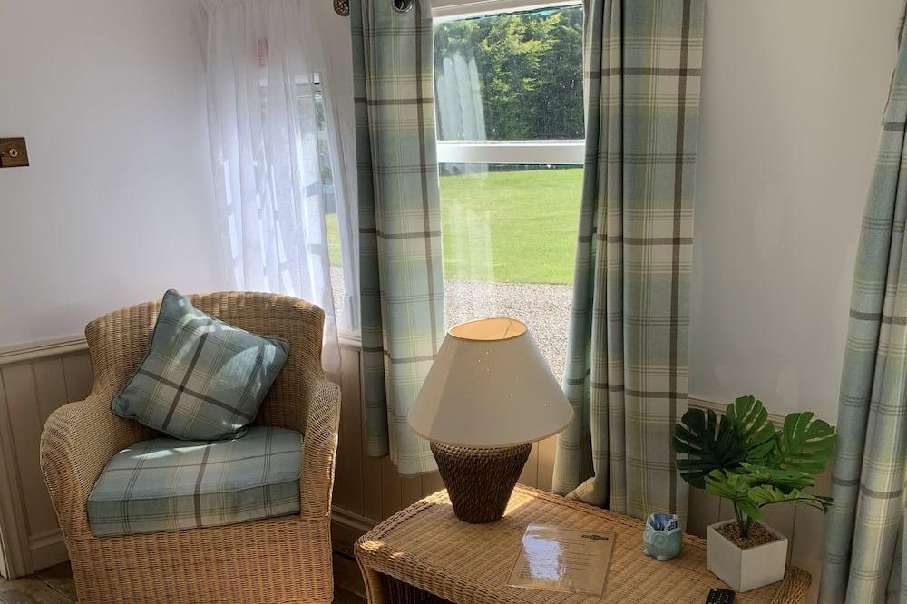 Suite (Railway Carriage) - Sala de estar