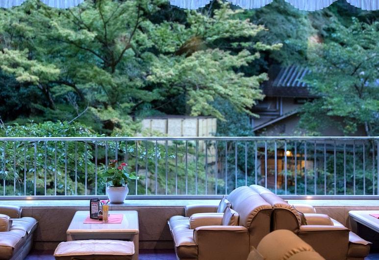 有馬溫泉 月光園 游月山莊, 神戶, 大廳休息區